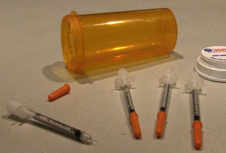 Clean needles.