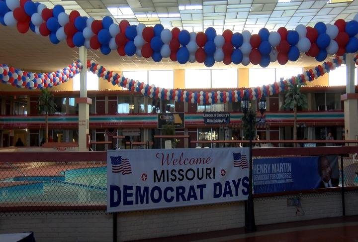 Democrats from all over Missouri are traveling to Hannibal this weekend for the 47th Annual Democrat Days.