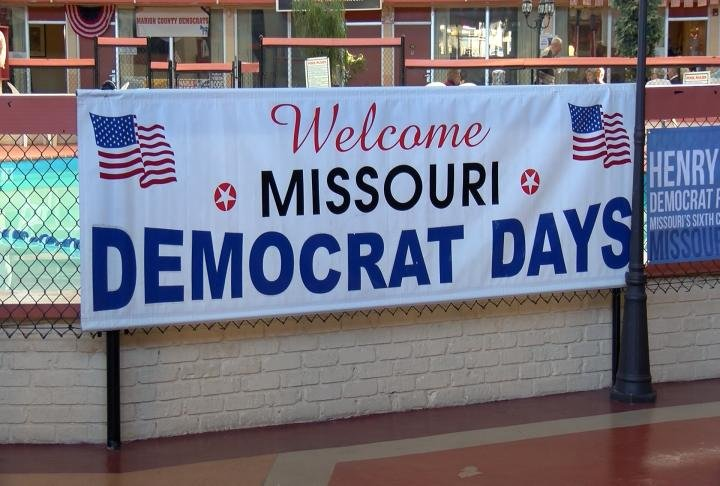 Missouri Democrat Days is at the Hannibal Inn.