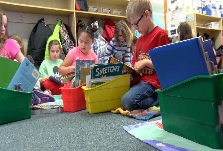 Families celebrate Dr. Seuss' birthday with reading