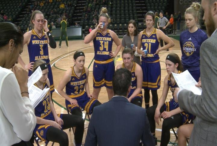 Western Illinois heads to Sioux Falls for Sunday's Summit League tournament in search of consecutive championships.
