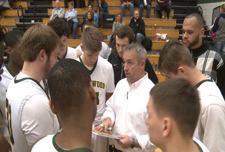 The John Wood men's basketball team heads to this weekend's Region 24 Tournament in Danville as the top seed.