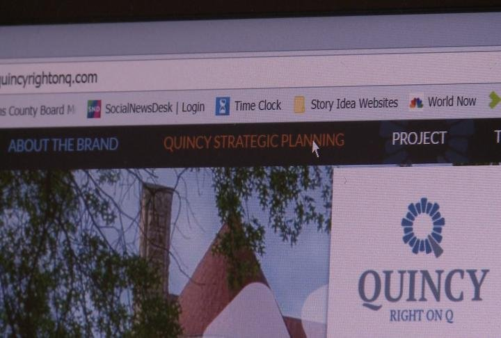 Quincy's strategic plan may be in jeopardy as the city faces a major budget shortfall.