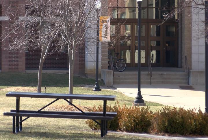 Quincy University campus