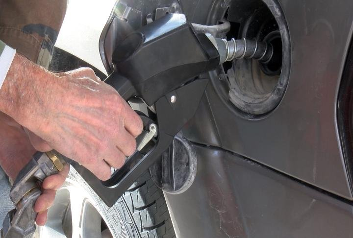 Gas prices are going up, just in time for spring break.