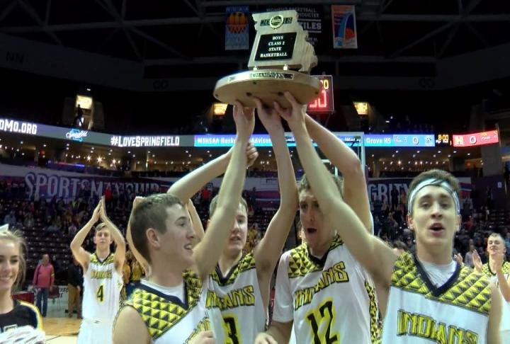 Van-Far overcame a nine-point fourth quarter deficit to win the state championship in overtime.