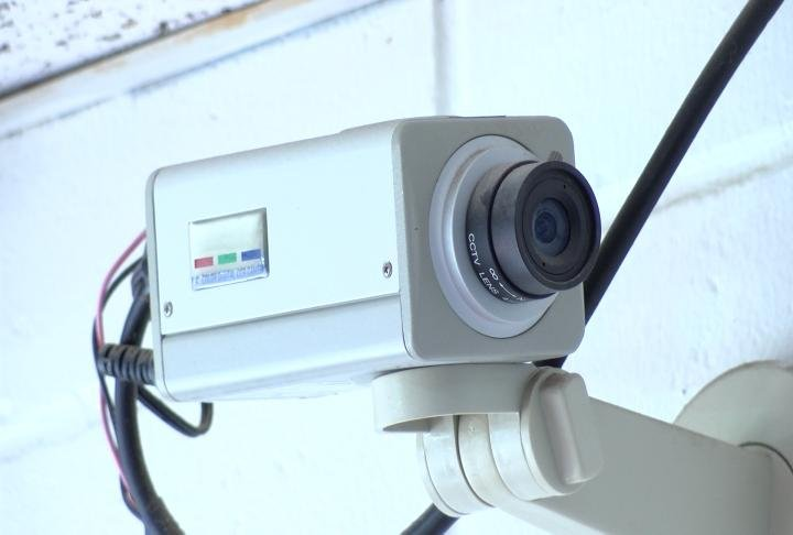 The district would also like to upgrade security cameras.