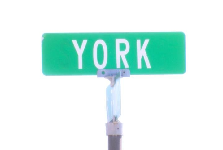 The committee also approved the reconstruction of York Street from Front to Second Street.