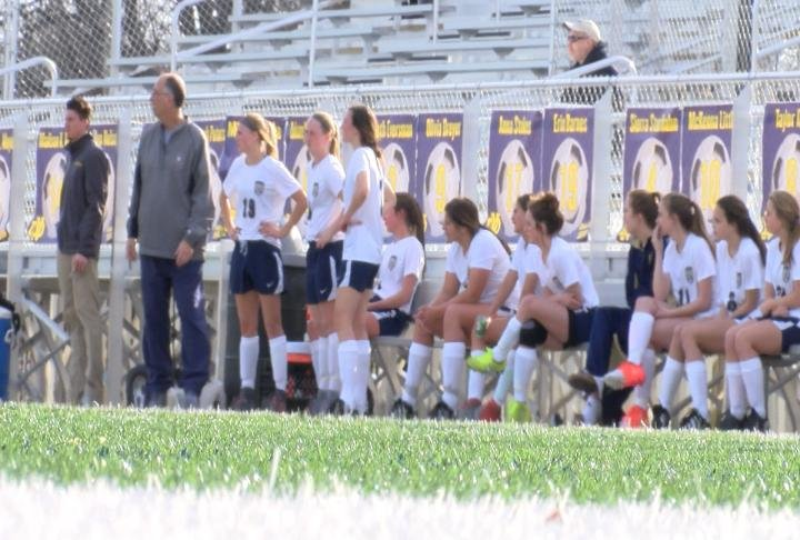 QND has posted consecutive 9-0 shutouts to begin the season.