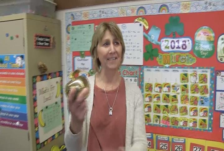Williams wins WGEM Golden Apple