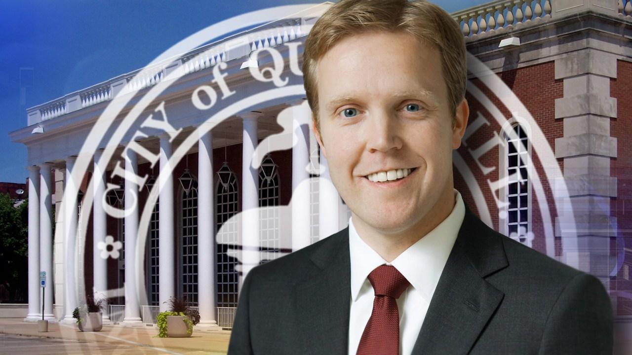 Quincy Mayor Kyle Moore
