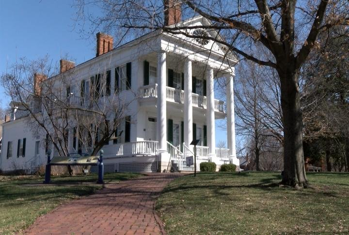 A $2,500 grant was awarded to the Historical Society of Quincy and Adams County for the John Wood Mansion