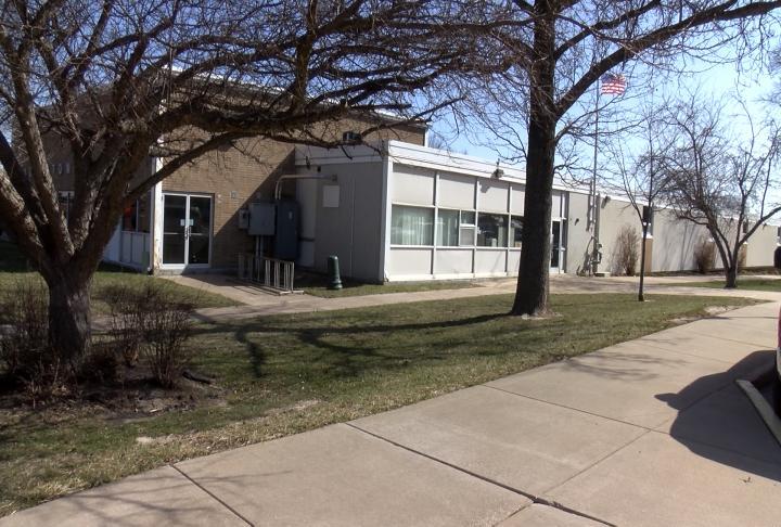 Ellington Elementary building