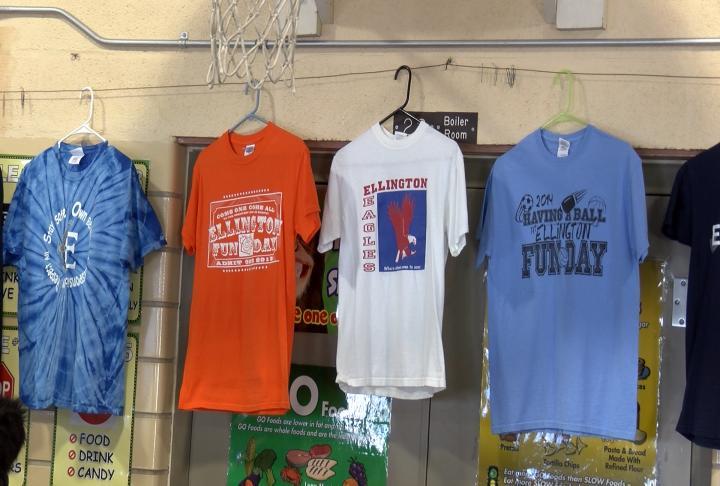 Ellington tshirts