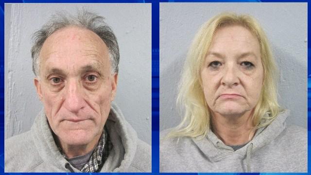 Raymond Morton and Jacqueline Reay