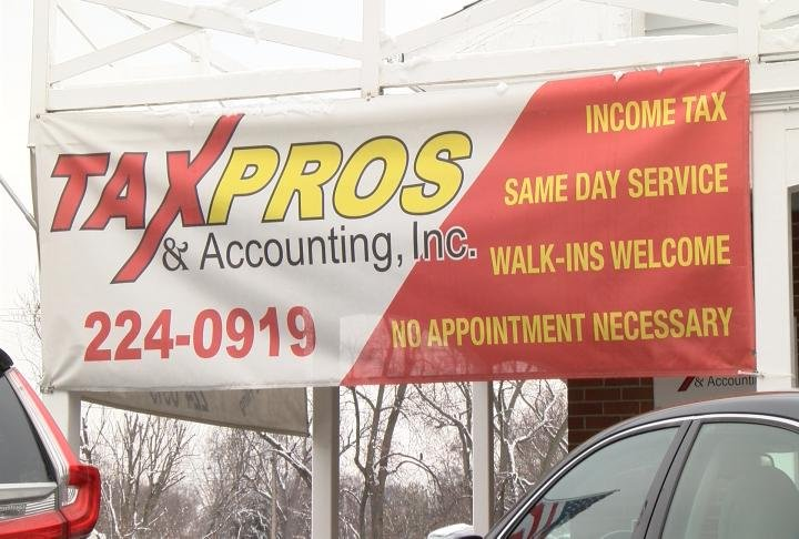 Tax Pros and Accounting said you should not rush when filing taxes.