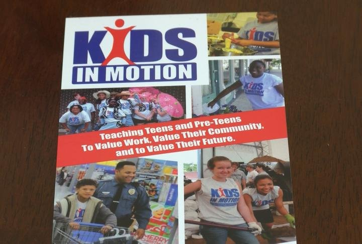 Kids in Motion will be accepting around 75 kids for the Hannibal program.