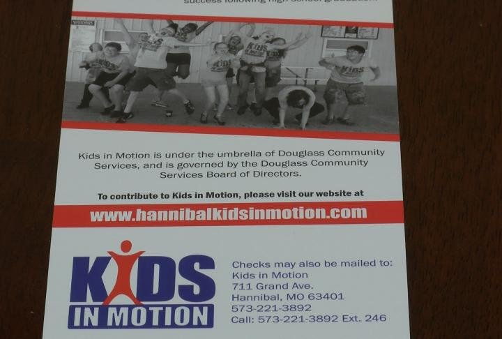 Kids in Motion Summer Program will start the week on May 29.