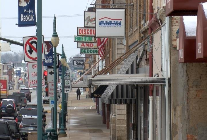 Market survey helping to attract business downtown.