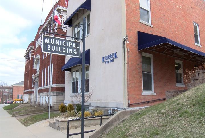 Keokuk City Hall