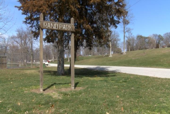 Rand Park in Keokuk