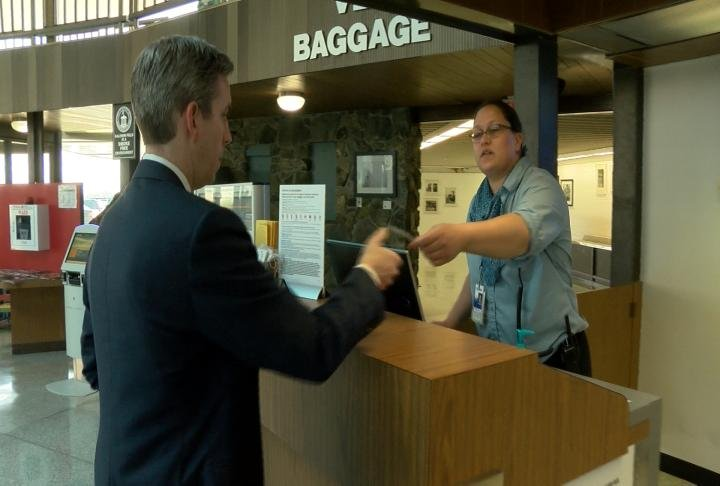 SkyWest Airlines is making a big impact on Quincy Regional Airport.