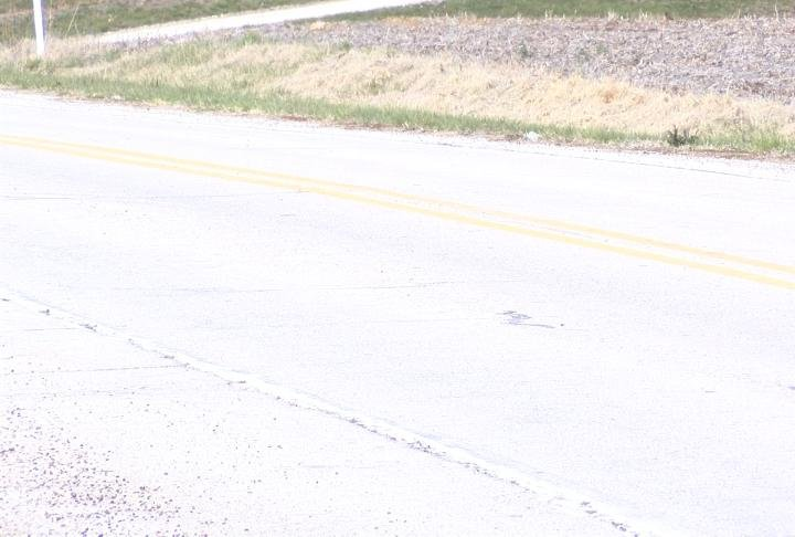 Engineers say crews will mill the existing surface off and resurface the roadway with new stripes.
