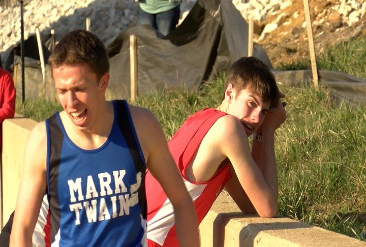 Two of Northeast Missouri's best in cross country and the distance events in track and field have become close friends stemming from their rivalry.