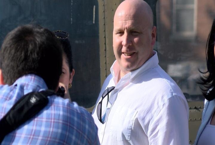 Senator Tom Cullerton toured the facility for a second time on Thursday.