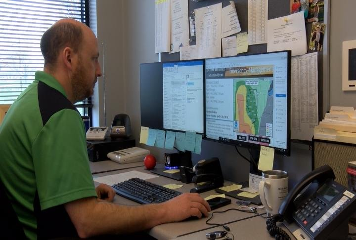 Adams County Emergency Management said you should always be prepared for severe weather to strike.