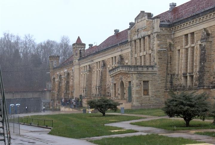 The Historic Iowa State Penitentiary was built in 1839.