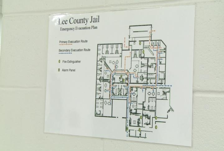 Lee County Jail