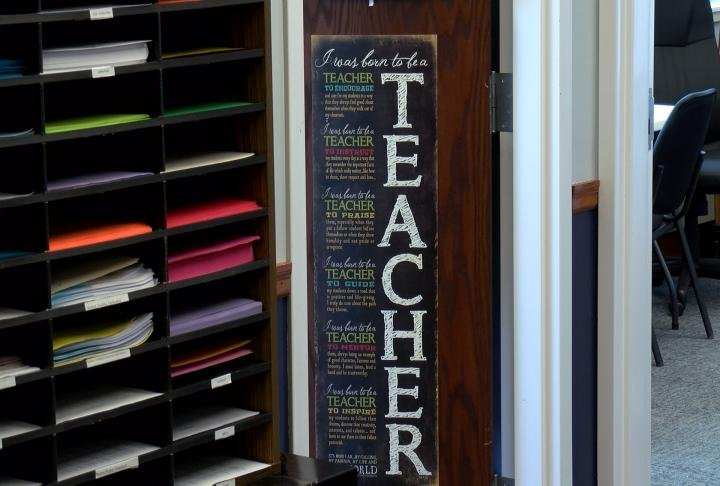 The law aims to help fight the teacher shortage.