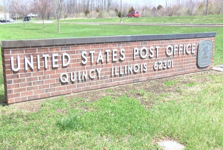 The Quincy Post Office said they expect to be busy for the last day to mail in tax returns.