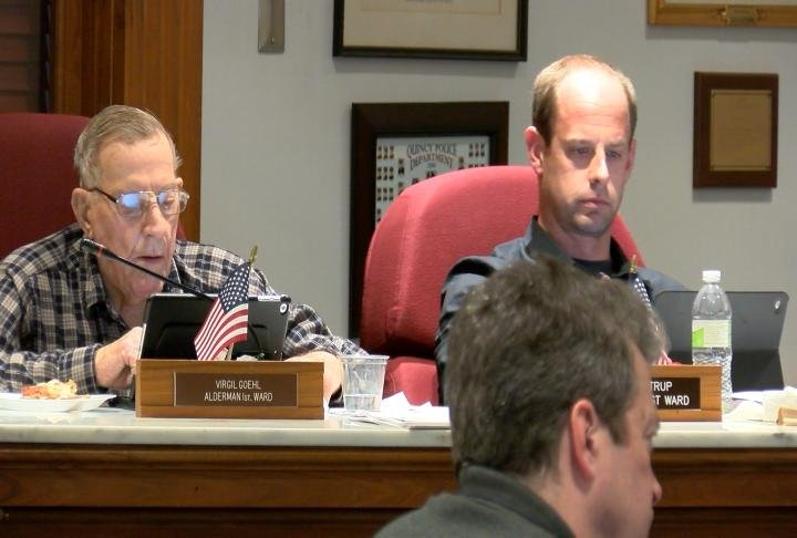 The city crunches the numbers to deal with a $1.8 million budget shortfall.