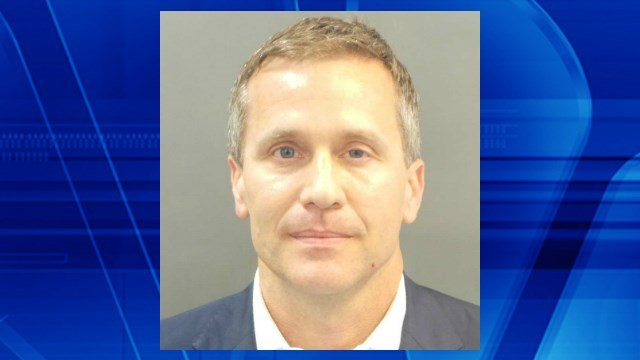 Louis judge sanctions prosecutors in Greitens case; charge stands
