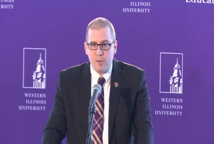 Matt Tanney is leaving Western Illinois to become the new athletic director at Wabash College.