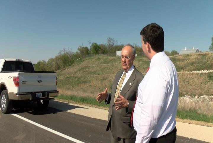 Mayor Inman said the bypass would be beneficial to the city.