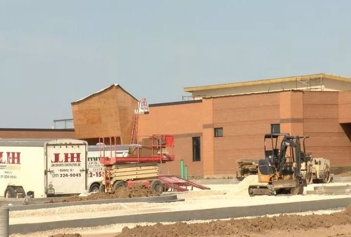 Webb confirmed Midwest Precast Concrete worked on Rooney and the other elementary schools.