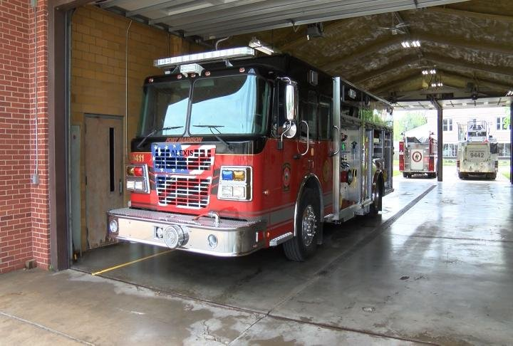 Engine 9411 in Fort Madison