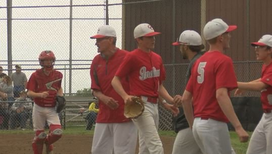 Vince Billings and Clark County knocked off top seed Highland in the district semifinals.