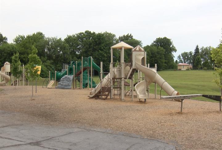 Palmyra elementary school playground