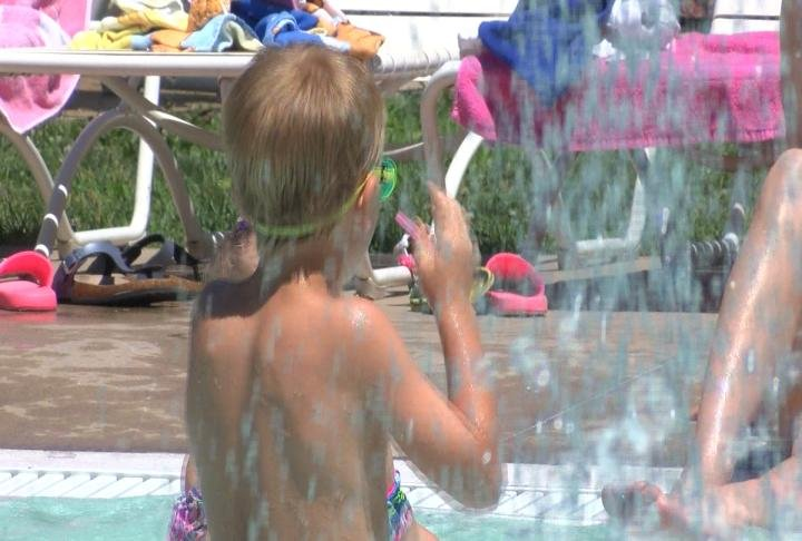 The park district said it is important for kids to learn the life -long skill of swimming.
