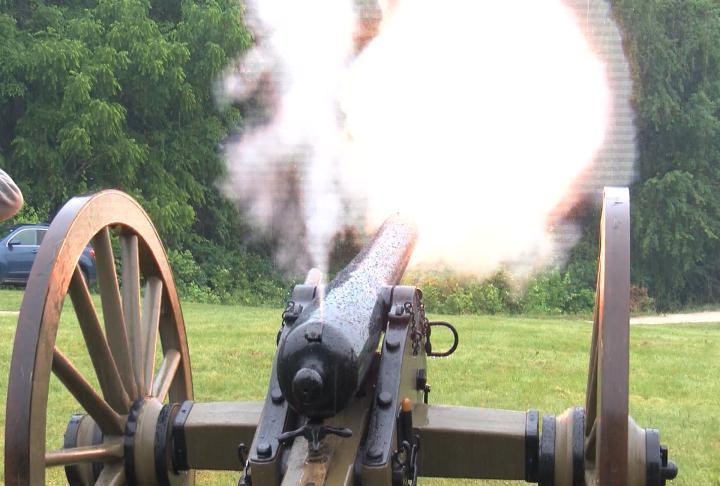 Lincoln Days Civil War Reenactment