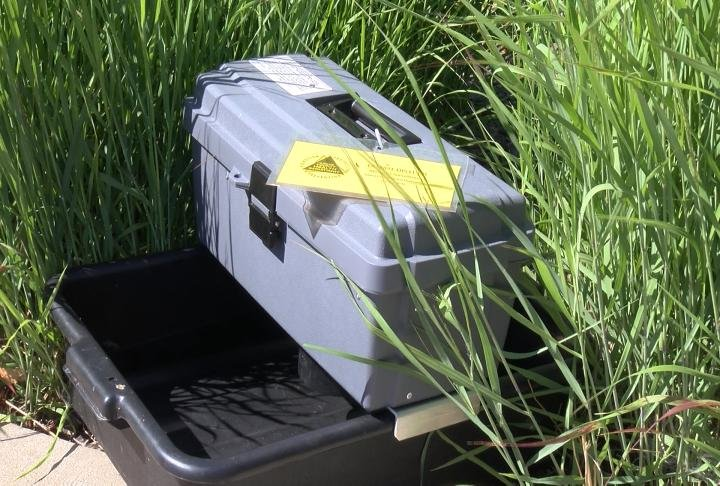 The health department said they are expecting at least one or two positive test if West Nile in mosquitoes this year.
