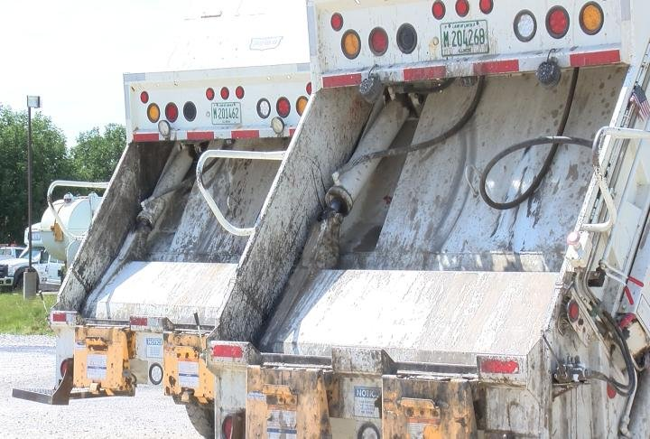 The City of Quincy is now accepting bids from companies for the city's garbage services.