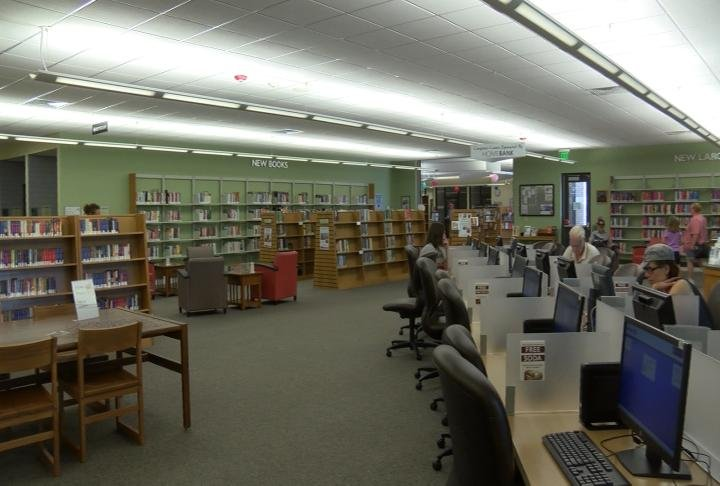 An inside look at the Quincy Public Library