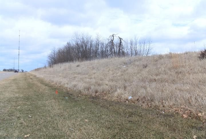 Office to be built on the land east of 48th and Maine.