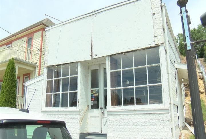 The shop at 200 North Street