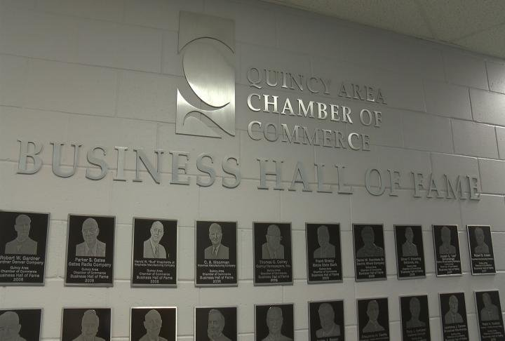 The Quincy Chamber of Commerce Business Hall of Fame